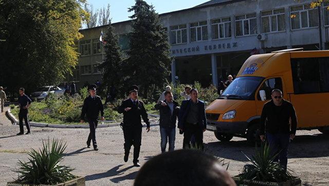 Пять взрослых, погибших в Керчи, были работниками колледжа