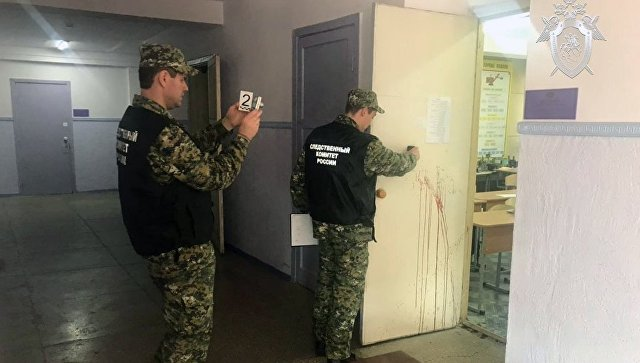 Охрану Росгвардии в керченских школах снимут в понедельник
