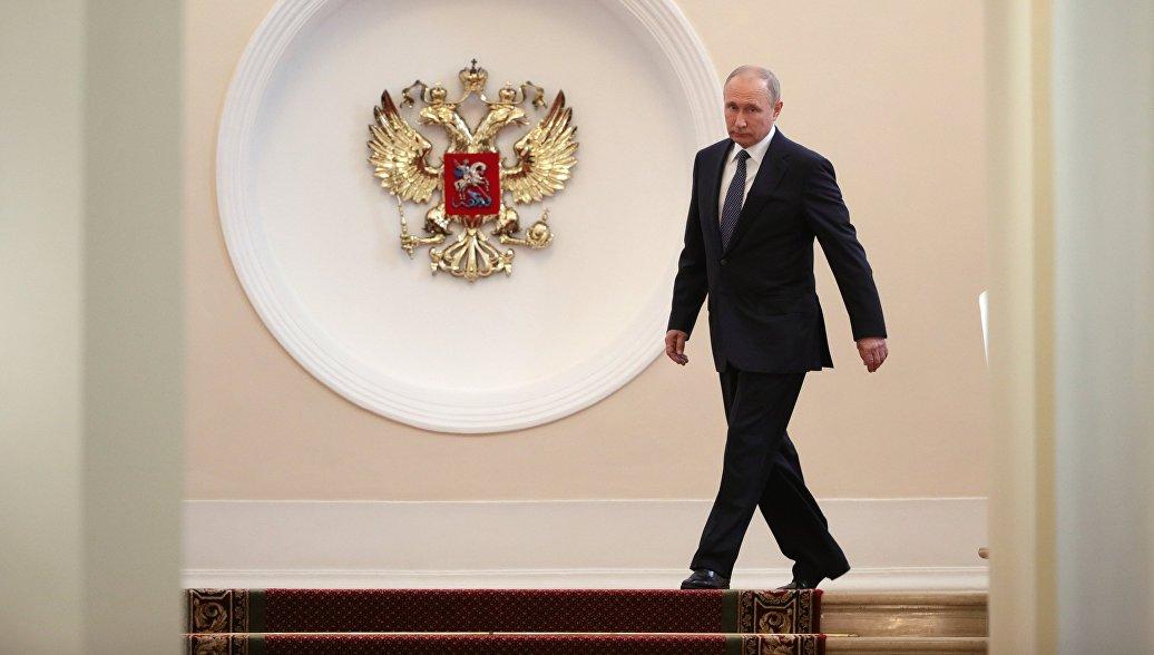 Путин подписал указ об экономических мерах против Украины