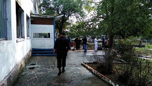 СК завел дело после хлопка газа в доме рядом с колледжем в Керчи