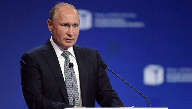 Путин поручил упростить процедуры ведения бизнеса