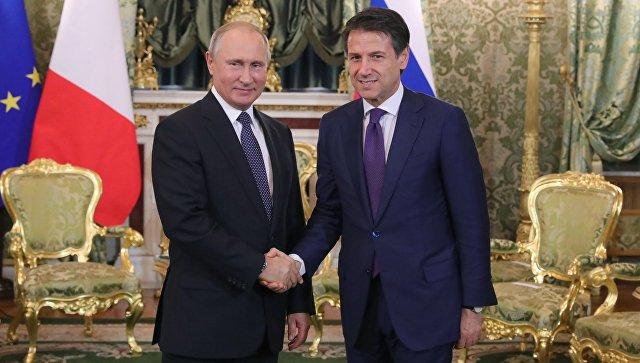 Италия поддержит компании, которые хотят вести бизнес в России