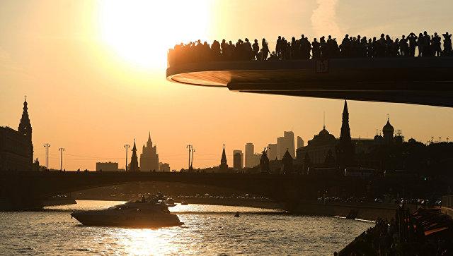 Первые плавающие автобусы в столице запустят в 2020г.