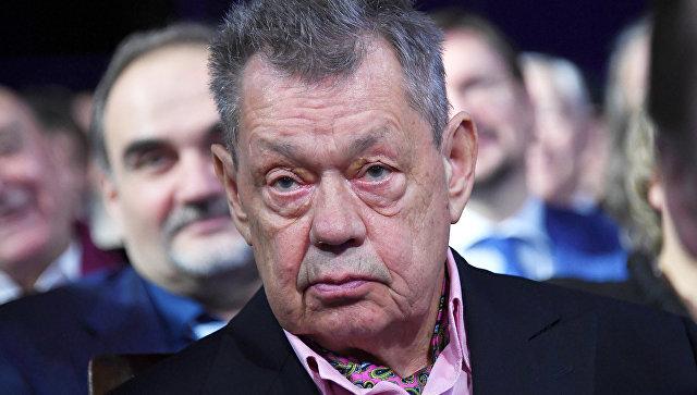 Путин назвал смерть Караченцова невосполнимой утратой