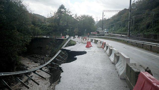 Военные возобновили работы по ликвидации последствий паводка на Кубани