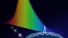 Так художник представил себе работу компактного лазерного детектора химических веществ