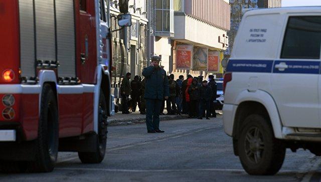 Дело о взрыве в здании ФСБ в Архангельске передали в центральный аппарат СК