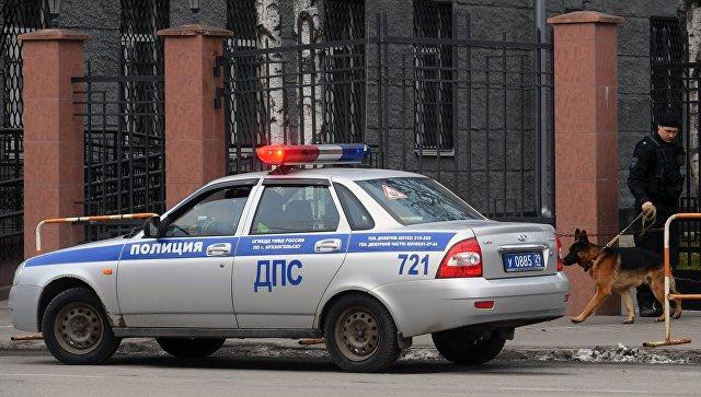 В здании ФСБ по Архангельской области произошел теракт