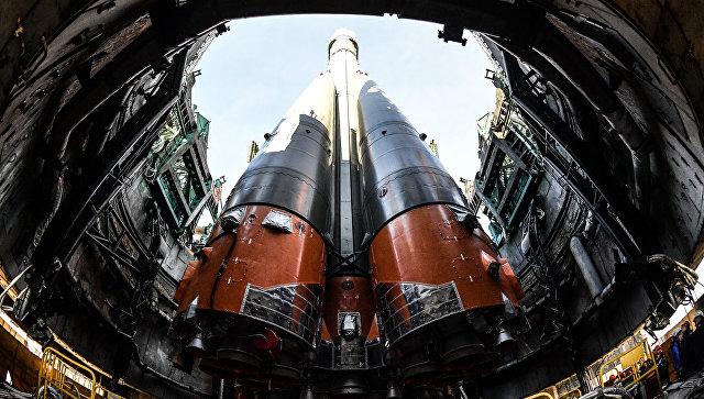 """В """"Роскосмосе"""" оценили стоимость пуска ракеты """"Союз-5"""""""