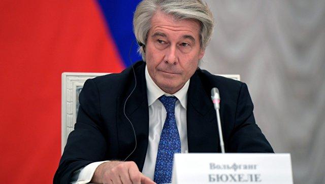 Немецкий бизнес тревожат санкции США против России