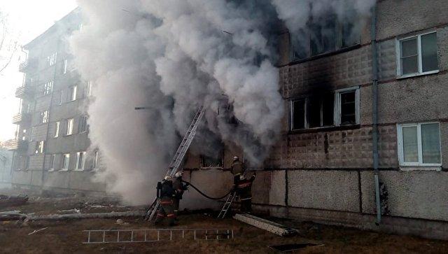 Экспертизу дома после взрыва газа в ЕАО завершат к вечеру