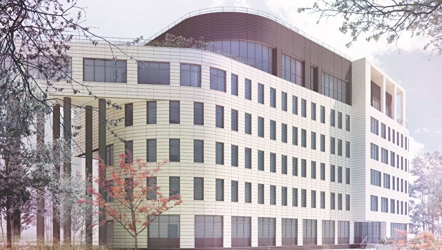 Проект общежития для Национального медицинского исследовательского центра эндокринологии на улице Дмитрия Ульянова, дом 11 на юго-западе Москвы