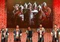 Брянский ансамбль народной музыки Ватага на фестивале творчества, посвященном Великому стоянию на реке Угре в 1480 году