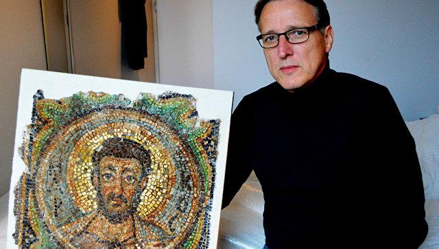 """""""Индиана Джонс мира искусства"""" нашел украденную у Кипра древнюю мозаику"""