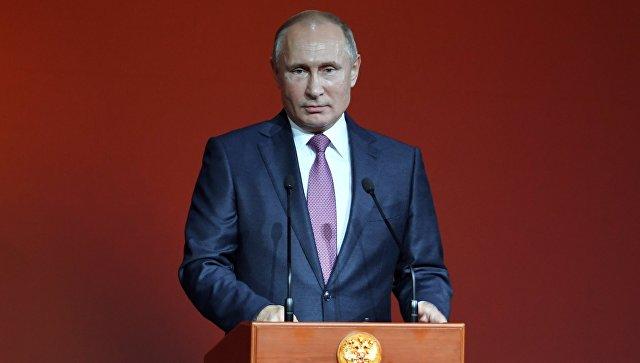 Путин: торговая война США и Китая создает окно возможностей для России