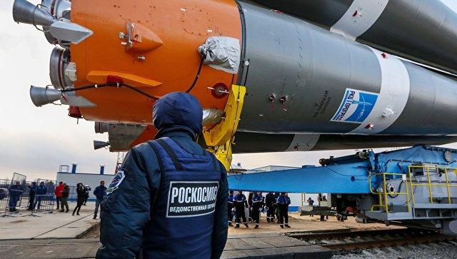 """На Восточном собрали две ступени ракеты-носителя """"Союз-2.1а"""""""