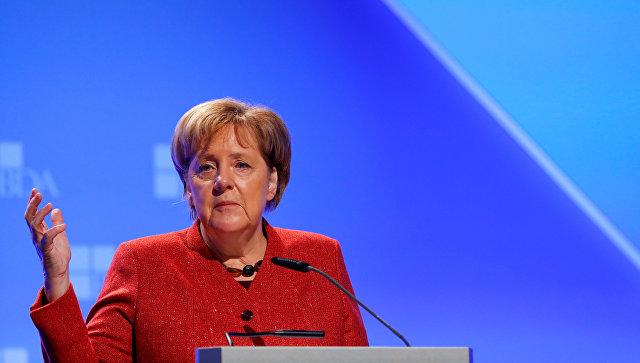 Меркель отметила роль G20 в решении проблем мировой экономики