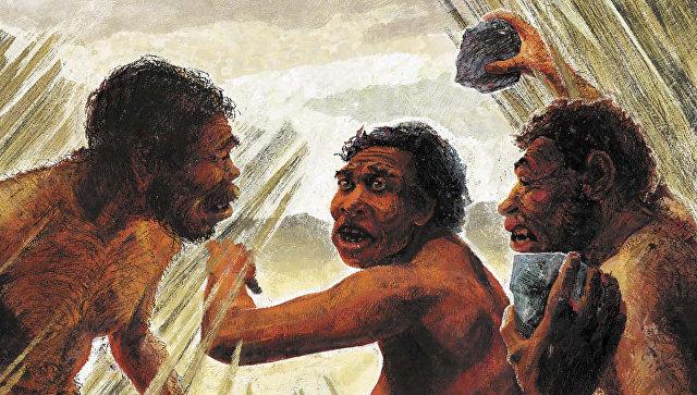 """Каннибализм, убийства и другие """"Байки из грота"""": какими были наши предки"""