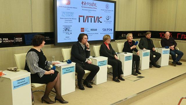 Россия и Китай намерены развивать театральный туризм