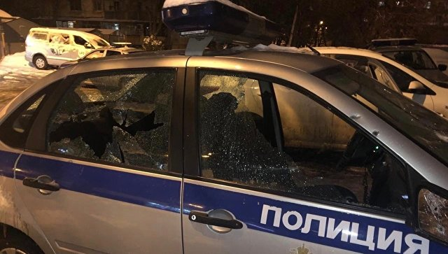 ВКраснодаре злоумышленник открыл огонь по солдатам Росгвардии (ФОТО 18+)