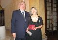 В Мексике прошла церемония вручения медали А. Пушкина переводчице Сельме Ансира