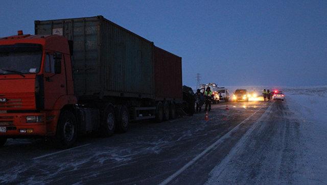 СК начал проверку после ДТП в Красноярском крае, в котором пострадали дети