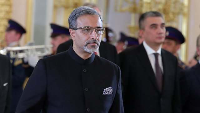 Индийский посол рассказал о подготовке запуска первой пилотируемой миссии