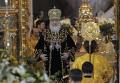 Церемония интронизации Патриарха Московского и всея Руси Кирилла