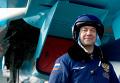 Президент РФ Д. Медведев посетил авиабазу ВВС России Кубинка