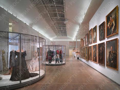 Главный зал Эрмитажа в Амстердаме