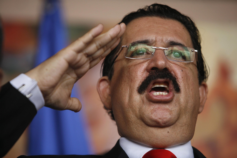Свергнутый президент Гондураса Мануэль Селайя отправляется с визитом в Гватемалу и Никарагуа
