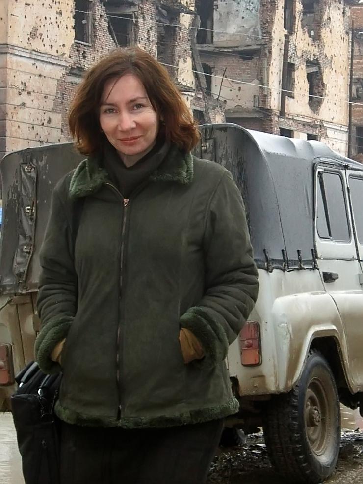 Правозащитница Наталья Эстемирова