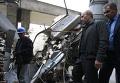 В. Путин посетил Саяно-Шушенскую ГЭС