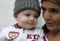 В Дагестане на теле младенца проступают цитаты из Корана