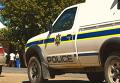 ЮАР, полиция