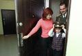 Семьи офицеров запаса ПУрВО получили квартиры