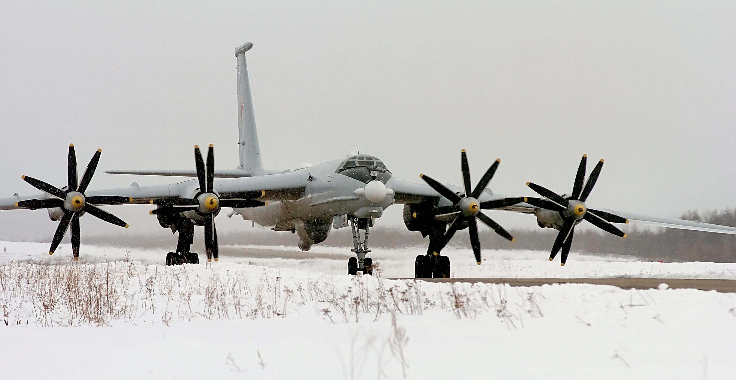Противолодочный самолет Ту-142. Авиационная часть Тихоокеанского флота