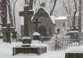 Донской монастырь зимой
