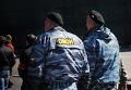 Меры безопасности во время Первомайского шествия