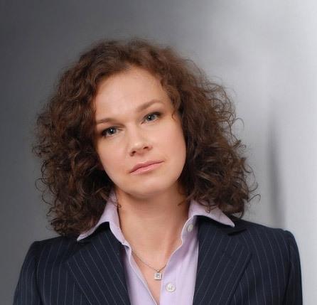 Яна Яковлева, председатель партнерства «Бизнес-солидарность»