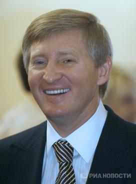 Украинский бизнесмен Ринат Ахметов, архивное фото