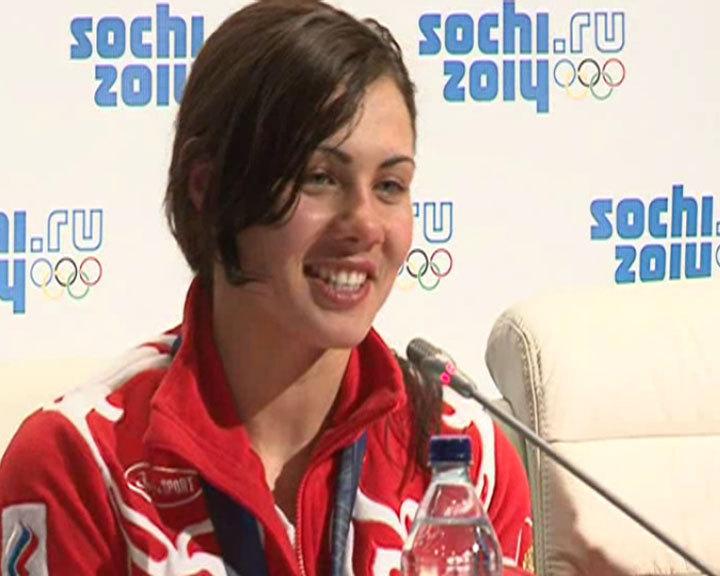 Илюхина рассказала, как выиграла первое для России серебро в сноуборде