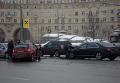 Авария на Ленинском проспекте