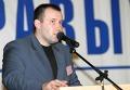 Депутат волгоградской облдумы Николай Волков
