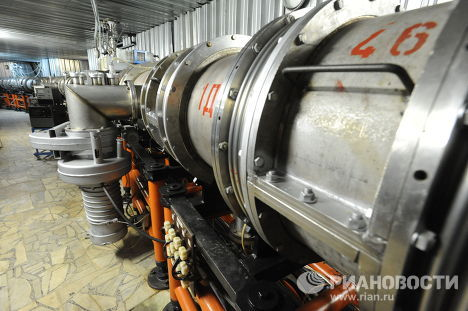 Русские ученые объединятся для создания андронного коллайдера вСибири