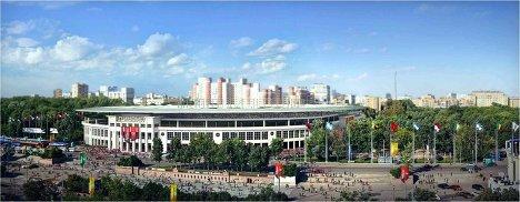 Стадион Динамо Москва