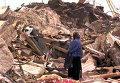 Мощное землетрясение полностью разрушило Нефтегорск. Архивные кадры