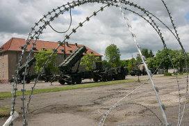 Американские ракеты на польской военной базе. Архивное фото