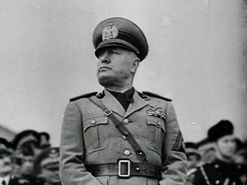 the influence of mussolinis early life on his personality and leadership style in world war ii italy A summary of the struggle for power in 's joseph world war ii the cold war and as he realized that stalin's power in the party now overshadowed even his own.