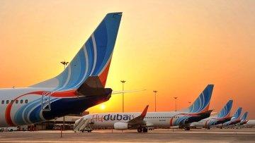 Самолеты авиакомпании-лоукостера Flydubai